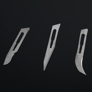 [Veritas] 베리타스 조각도용 블레이드 10ea /Spear Curved Classic Blades 10- Carver's Knife /옵션선택/(05K7202, 05K7203, 05K7204)